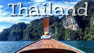 Best of Thailand trip || Phi Phi Island, Krabi, Phuket, Bangkok || travel video || bindassghoom