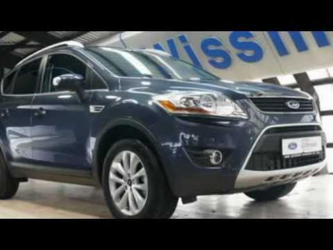 ford kuga titanium royal grau metallic youtube. Black Bedroom Furniture Sets. Home Design Ideas