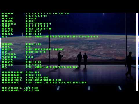 Check ip address terminal mac