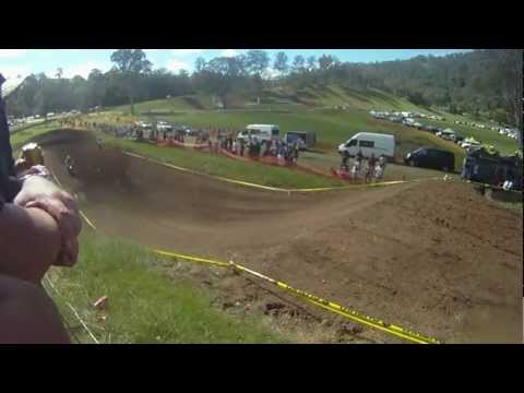 Connondale extension MX Nationals 2012