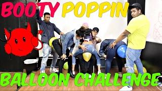 Booty Poppin Balloon Challenge!