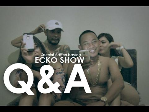 Q&A Bareng Ecko Show Part 1 (Orang dibalik Lagu Fikir Lagi)