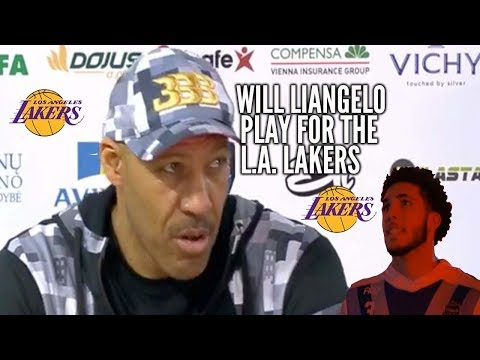 Will LiAngelo Ball Play For the  L.A.Lakers LaMelo Ball & Vytautas loses by 32