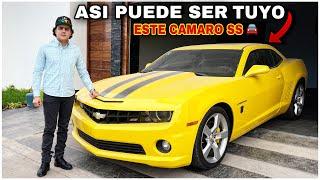 ASI PUEDES SER TUYO ESTE (AUTO) CAMARO SS | MARKITOS TOYS