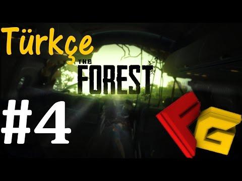 The Forest #4 - Tecavüz Ettiler -