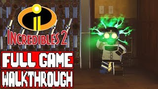 lego the incredibles 2 gameplay walkthrough part 1 full game no commentary