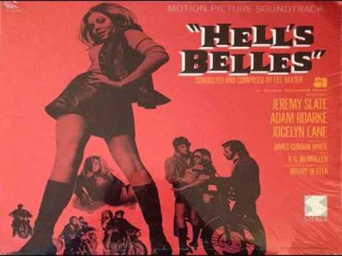 Les Baxter - Hell's Belles (Full Soundtrack) 1969