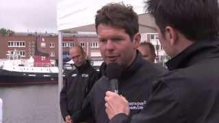 Départ du Tour de France à la Voile 2013
