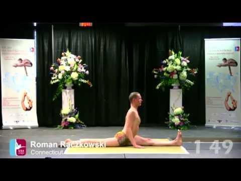 Senior Division - USA Yoga Championship