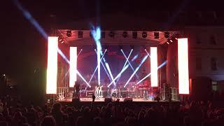 Группа BRIDE TOWN. Концерт посвященный 865-летию города Юрьев-Польский.