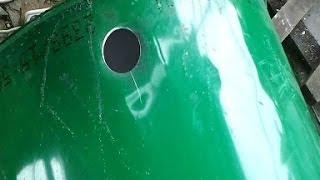 Сверлим бочку. Хитрости (drill barrel. Tricks)(, 2013-12-30T05:51:28.000Z)