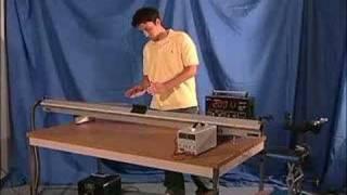 Sound - Air Track Resonance