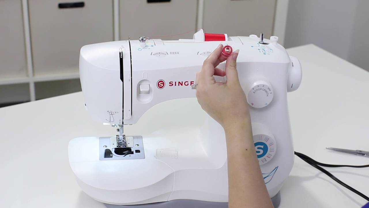 threading singer sewing machine