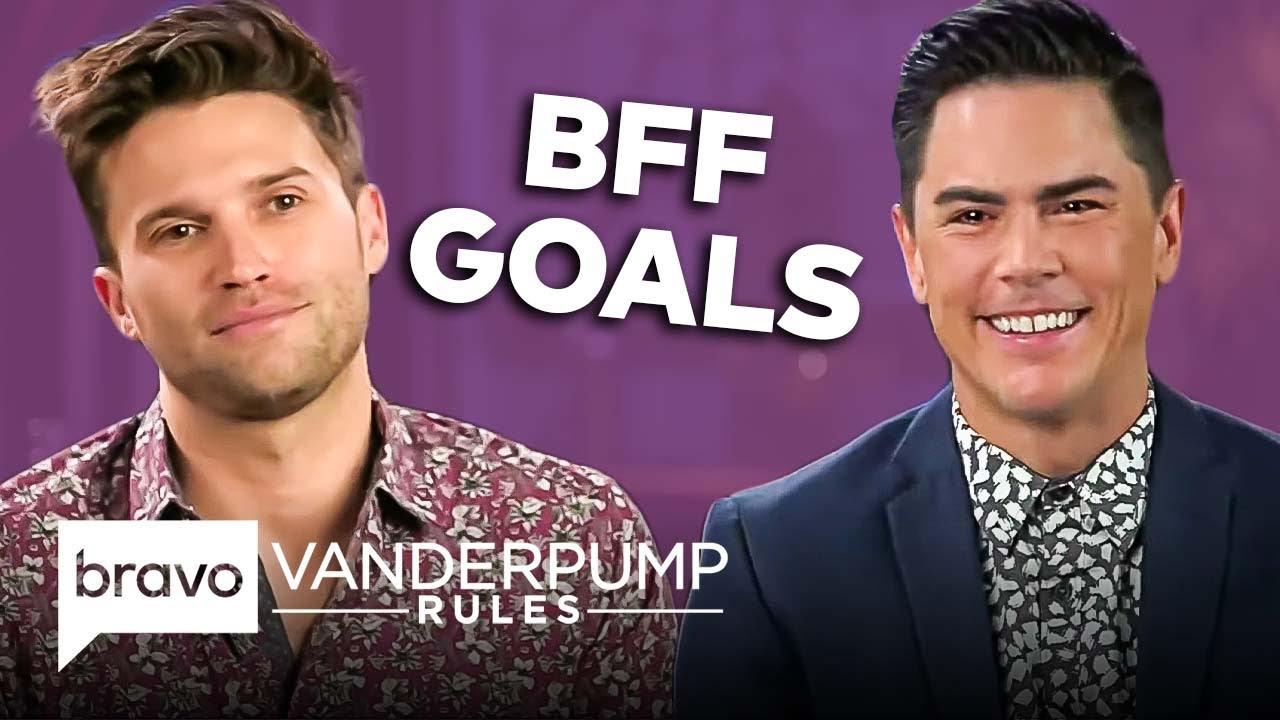 Download Tom Schwartz and Tom Sandoval's Greatest BFF Moments on Vanderpump Rules | Bravo