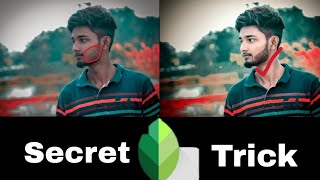 How to grow beard in snapseed  😜😜😜 Snapseed secret trick   screenshot 4