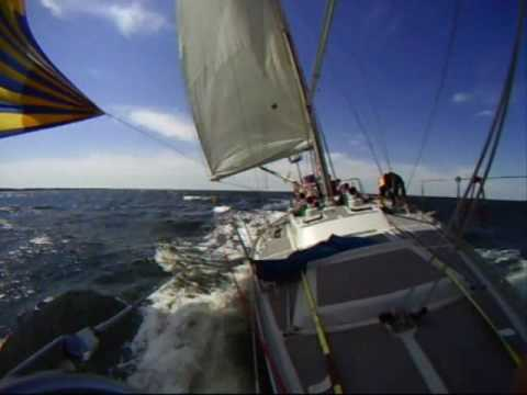 Navy Offshore Sail Training