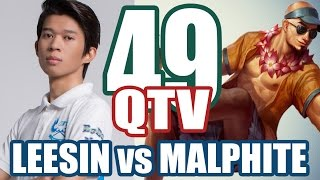 BM.QTV - Leesin vs Malphite (ft. Sergh, Zin, BlazeS vs SofM, Fury, Jeff...)