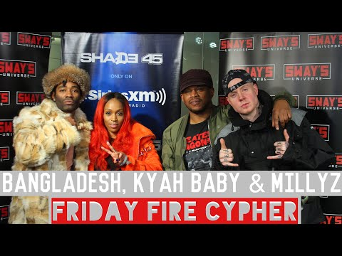 Friday Fire Cypher: Millyz & Kyah Baby Spit On Bangladesh Beats