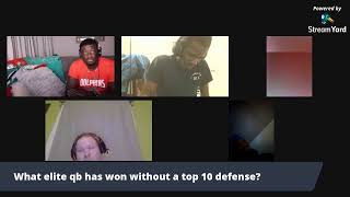TD PHINS TALK Tuesday Night Panel Conversation. NFL, Miami Dolphins and more!