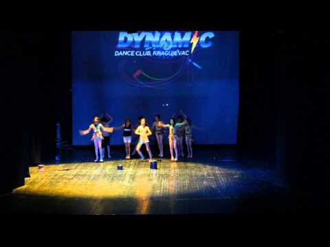 """Nema granica"" jun 2014. -Indijanci- plesni klub Dynamic Kragujevac"