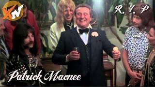 Actor Daniel Patrick Macnee Dies - Avengers star Patrick Macnee dies dead at 93 [TRIBUTE]