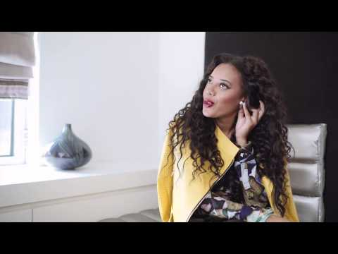 Haute Holiday Style Tips With Angela Simmons!