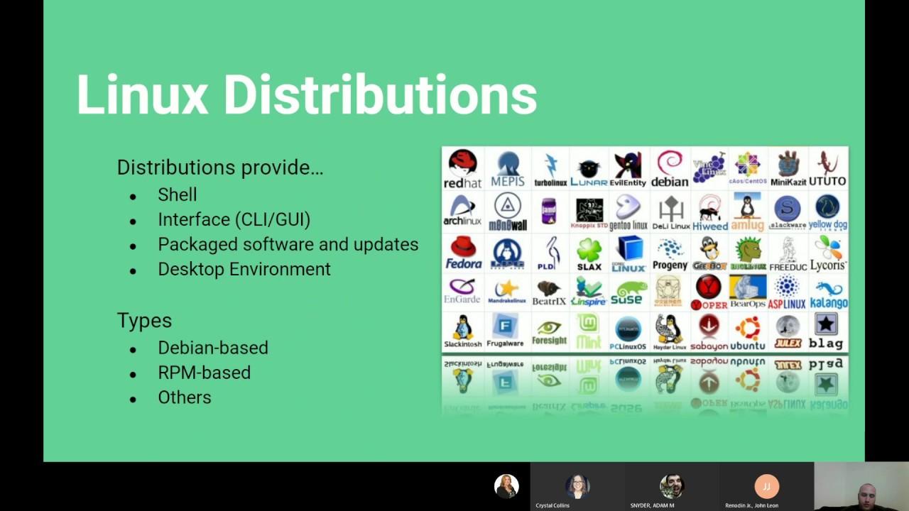 Download Linux 101