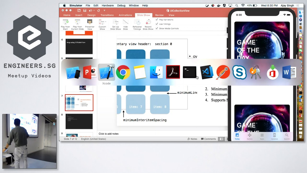 Creating advanced layouts with UICollectionView - iOS Dev