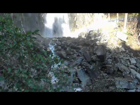 Ki Katsuura and Nachi Falls