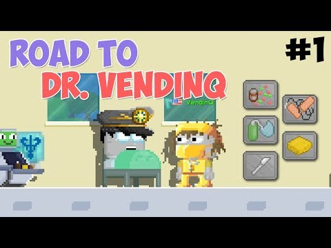 Road To Dr. Title #1   Growtopia