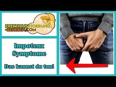 Impotenz Symptome - Erektionsstörungen Einfach Beheben 🌽