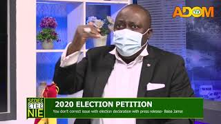 2020 Election Petition: We are in court for justice not a fishing expedition – Baba Jamal (22-1-21)