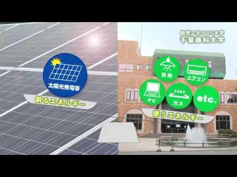 千葉商科大学が日本初の「RE100大学」を達成!直近1年間の電気の自然エネルギー率が101.0%に。