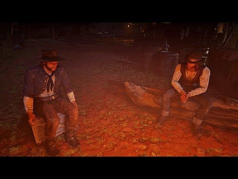 Kieran Tells Sean About Colm O'Driscoll (Edit) / Hidden Dialogue / Red Dead Redemption 2
