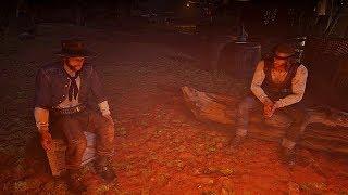 Kieran tells Sean about Colm O'Driscoll (Edit) / Hidden Dialogue / Red Dead Redemption 2