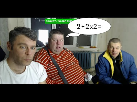 Ёшкин Матрёшкин хоккейный ас,  Братишку в первый класс.