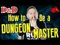 How to Be a Dungeon Master | Secrets of the Trade