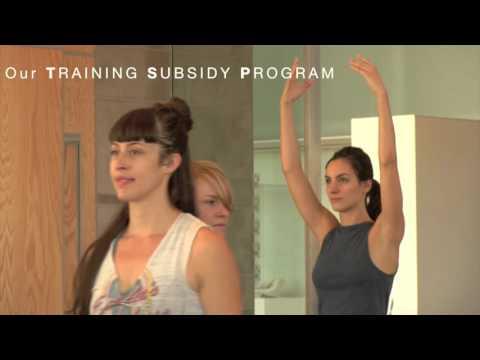 Training Subsidy Program: Stay Performance Ready