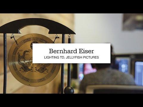 Bernhard Eiser, Lighting TD At Jellyfish Pictures