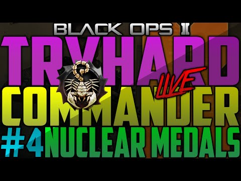 """SENTRY + GUARDIAN!"" - Black Ops 2 Tryhard to Commander S3 #4 + Nuclear(s)"