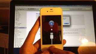 FIX: iPhone rebooting or stuck on Apple / iTunes Logo - How To DFU Mode iOS 7.1