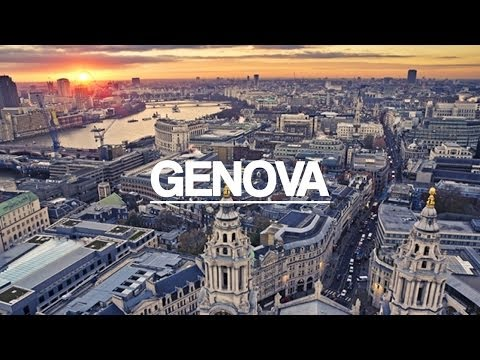 Our city, Genoa (Italy)