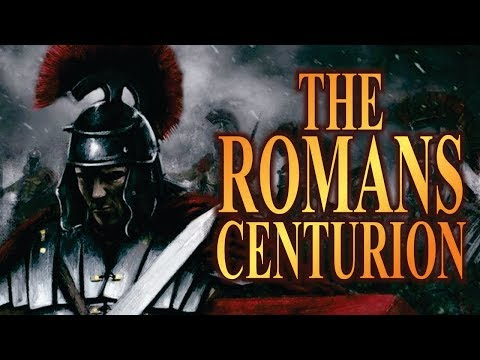 Mightiest Warrior: The Roman Centurion Weapon And Armor In 4 Minutes