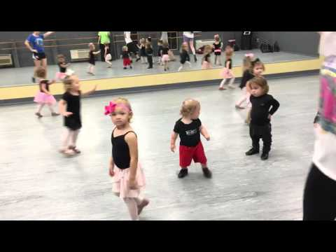 First Year Babies Tap Class