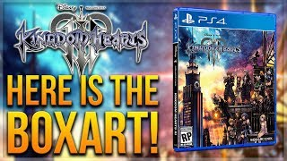 Kingdom Hearts 3 - LET'S TALK ABOUT THAT JUICY BOX ART 💦