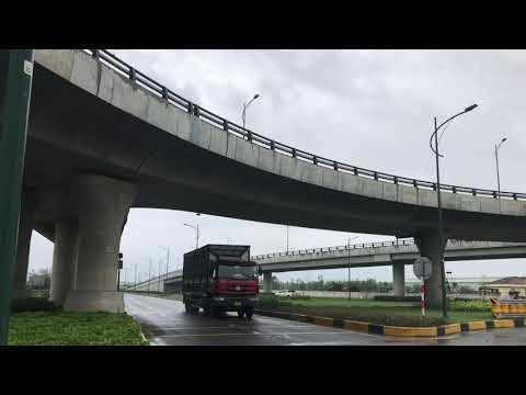 Nút giao thông đẹp nhất Quảng Nam    Quang Nam province 2021