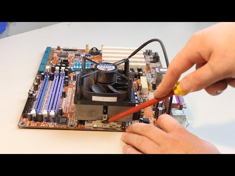 Repairing And Restoring An Old Computer - (for Those Old Printers)
