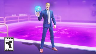 I created my *OWN* Fortnite LIVE EVENT! (Agent Jones)