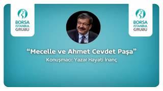 """Motivasyon Etkinliği - Yazar Hayati İnanç ile """"Mecelle ve Ahmet Cevdet Paşa"""""""
