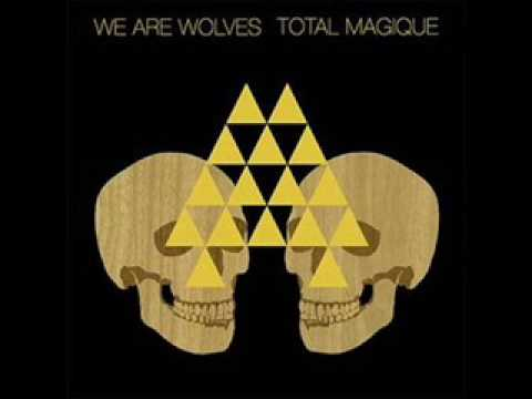 Клип We Are Wolves - Fight and Kiss